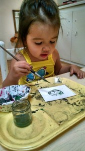 Montessori Toddler Program Work